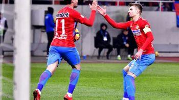 """""""O noua meserie: cersetorul de penalty-uri"""" Florin Caramavrov, dupa Steaua - CFR"""