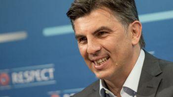 "OFICIAL | Ionut Lupescu si-a depus candidatura la presedintia FRF! ""V-am auzit, am inteles, am cantarit si am luat decizia!"""
