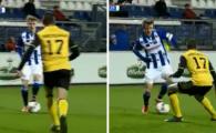 """""""Baaai, ai voie cu asa ceva?!"""" :) Pustiul Odegaard, imprumutat de Real Madrid in Olanda, a oferit driblingul weekendului: VIDEO"""