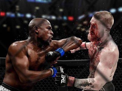 Mayweather vs. McGregor, partea a doua // Intra Mayweather in CUSCA?! Fotografia soc postata si atacul violent la irlandez