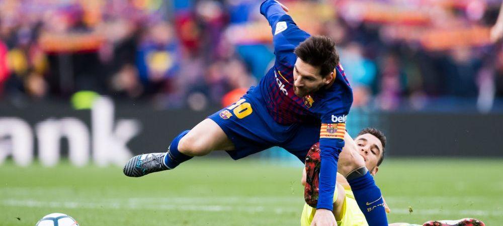Barcelona pierde din nou puncte si incepe sa-si vada pozitia amenintata! Barca 0-0 Getafe, primul meci al Barcei fara gol acasa dupa un an si jumatate