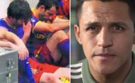 """Meciul dupa care Messi a plans ca un copil! Dezvaluire in premiera a lui Alexis Sanchez: """"Nu l-am putut opri! Oamenii nu stiu asta"""""""