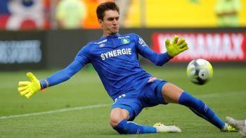 """Tatarusanu a luat doua goluri si Nantes s-a incurcat acasa! Presa franceza: """"Fundasii l-au tradat"""". VIDEO"""