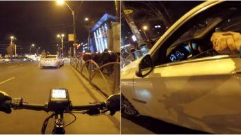 Viralul zilei. Gestul facut de un sofer de BMW din Bucuresti face senzatie pe internet: VIDEO