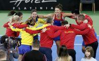 ROMANIA, FED CUP // Adversar cu adevarat greu pentru Romania in baraj! Cu cine vom juca