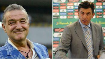 "Becali a cerut arbitri straini in Liga I si il sustine pe Lupescu: ""Suntem oameni de nimic daca nu il votam!"""