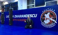 """""""Am vorbit cu Klitschko, mai vin cateva legende din UFC!"""" Zmarandescu muta capitala artelor martiale la… Targoviste!"""