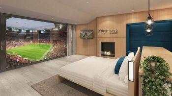 Allianz Arena devine hotel de lux! Fanii pot urmari meciurile lui Bayern din PAT incepand cu sezonul urmator. FOTO