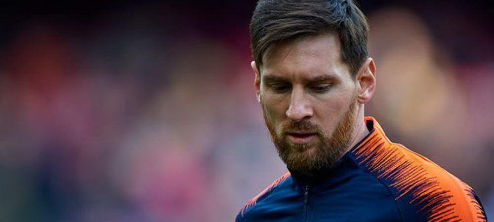 """Leo Messi, FURIOS pe un coleg de la Barcelona dupa remiza cu Getafe: """"Nu mai joci daca se mai intampla asta!"""""""