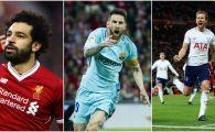 Messi, Messi din Egipt sau Uraganul lui Tottenham?! Lupta pentru Gheata de Aur este exploziva, iar Cavani si Immobile sunt si ei la bataie