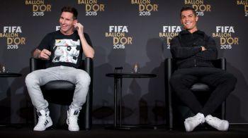 Doua povesti de care italienii rad amar! Ronaldo trebuia sa ii ia locul lui Mutu, Messi refuzat pentru 35.000 € in Serie A