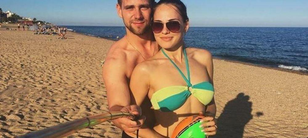"""Topeste gheata! FOTO   Ea a fost incoronata """"Miss"""" la J.O: face parte din echipa de curling a Rusiei"""