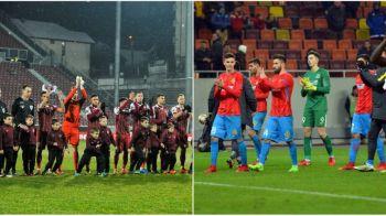 TOPURILE in care Steaua si CFR se bat cu gigantii Barcelona si City! Steaua e la doar 0.1% in spatele Barcelonei, CFR peste Manchester City