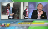 "Reactia lui Mihai Stoica atunci cand a vazut imaginile cu dinamovistii purtand fulare cu Lazio! Ironia stelistului: ""Sa intre in Play Off, sa-i batem de cat mai multe ori"""