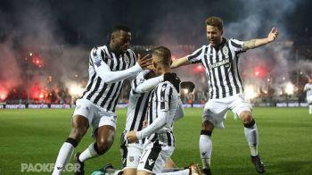 Veste INCREDIBILA pentru Razvan Lucescu si Varela: PAOK, lider cu 2 puncte avans in Grecia! Olympiacos, depunctata din cauza fanilor!