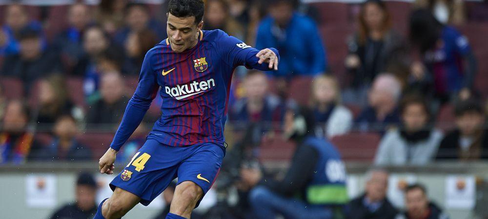 Coutinho devine portughez! Veste URIASA pentru Barcelona! Ce se intampla cu cel mai scump jucator din istoria clubului