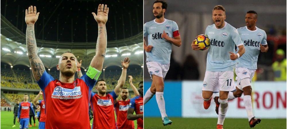 "Chinezii milionari, cu ochii pe Steaua - Lazio pentru un transfer COLOSAL: ""Cu banii astia il convingi si pe Rockefeller"""
