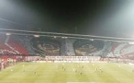 Steaua Rosie 0-0 CSKA Moscova, in primul meci al saisprezecimilor UEL. Atmosfera senzationala la Belgrad