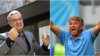 """Becali se ia din nou de Petrescu: """"El e Dan Petrescu Penalty, e obisnuit si ii dea arbitri tot lui"""""""