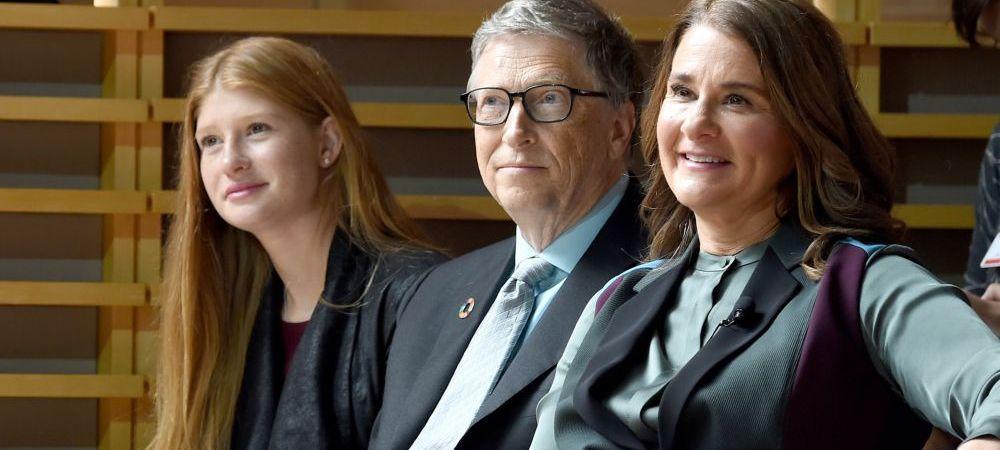 """Are o avere de peste 89 MILIARDE dolari, dar a luat o hotarare soc! Bill Gates le lasa celor trei copii ai sai o parte """"infima"""""""
