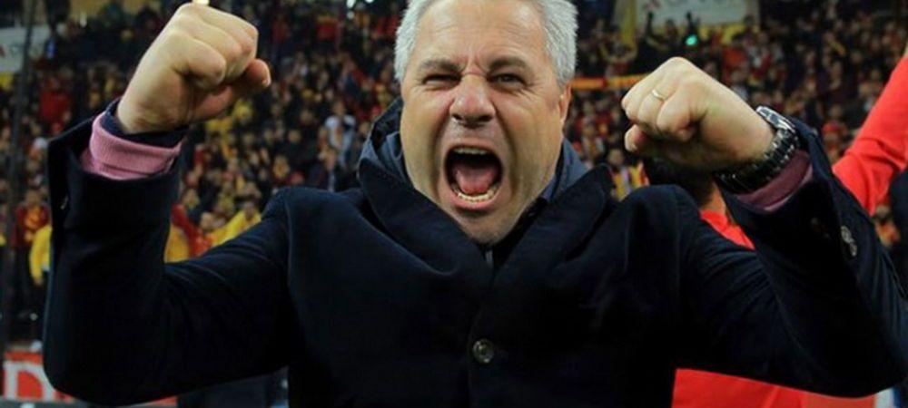 """Raspuns ironic al lui Sumudica pentru Mihai Stoica: """"Ma mira ca a avut timp sa iasa la TV!"""" Ce il acuza pe Dica inainte de meciul cu Lazio"""
