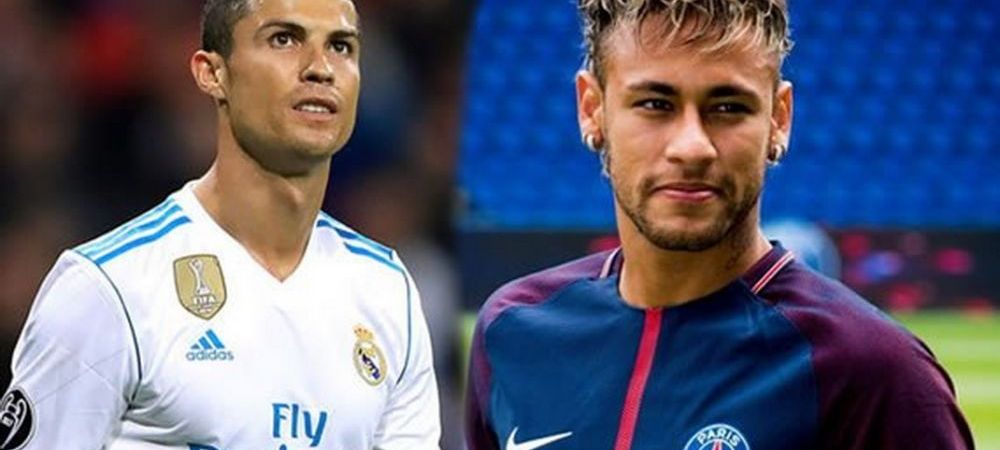 """""""SCHIMBATI REGELE!"""" Mesajul de RAZBOI al francezilor inainte de Real Madrid - PSG! Primul duel pentru Balonul de Aur din 2018: Ronaldo vs Neymar!"""