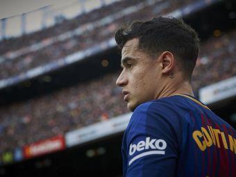 Barcelona a mai reusit un transfer important! Cum reuseste Coutinho sa faca posibila aceasta mutare