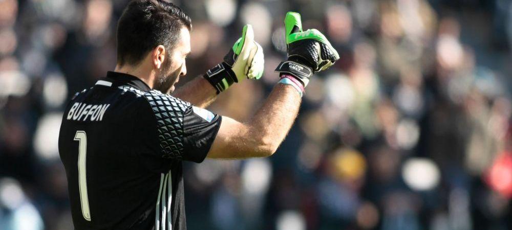 "Fanii lui Juventus au platit 3 milioane de euro ca sa-si injure idolii: ""Buffon, lasa-te!"". Ce s-a intamplat la Torino"