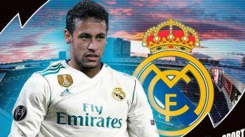 """Anunt BOMBA chiar inainte de Real Madrid - PSG: """"Neymar si-a dat acordul pentru transferul la Real!"""" Ce se intampla cu Cristiano Ronaldo"""