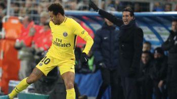 """""""Sa-l schimb pe Neymar cu Cristiano Ronaldo?"""" Raspunsul surprinzator dat de Unai Emery inainte de Real Madrid - PSG"""