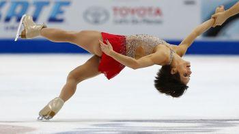 S-a dus in Coreea pentru medalia de aur si a devenit EROINA! O patinatoare a salvat cainii dintr-un restaurant unde urmau sa fie omorati
