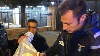 """""""Respect, Fane Radu!"""" Gestul URIAS facut de fostul dinamovist pentru un suporter stelist. FOTO"""