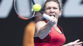 """Simona Halep, despre momentul care a decis meciul cu Sevastova: """"M-a ajutat foarte mult!"""" Locul 1 WTA nu mai e atat de important: """"Sunt destul de increzatoare si de pe locul 2!"""""""