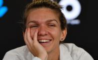 """SIMONA HALEP, DOHA // La """"tortura"""" de dupa meci! Cum a fotografiat-o Andrei Pavel pe Simona dupa calificarea in sferturi :)"""