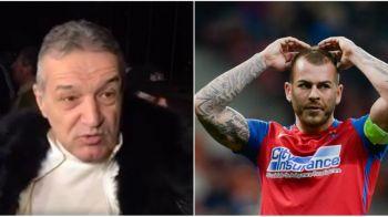 """""""L-am sunat pe Alibec in timpul meciului Real - PSG! Stiti ce i-am zis?!"""" Becali, dezvaluire inainte de Steaua - Lazio"""