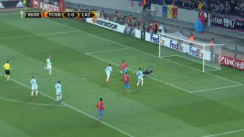 """""""E NEBUN! NU E SANATOS!"""" Ocazia absolut uluitoare a lui Budescu, la care se putea face 2-0: VIDEO"""