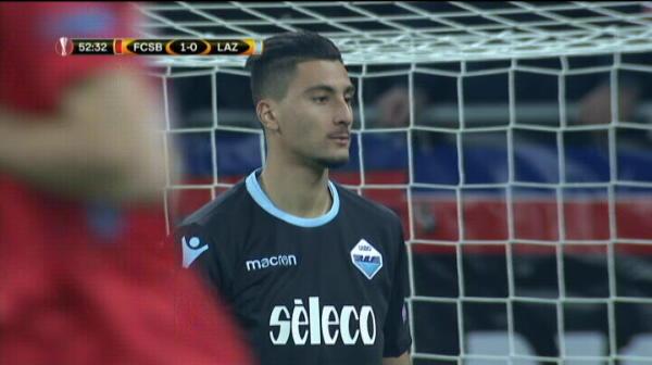 Ratare Budescu Steaua 1-0 Lazio