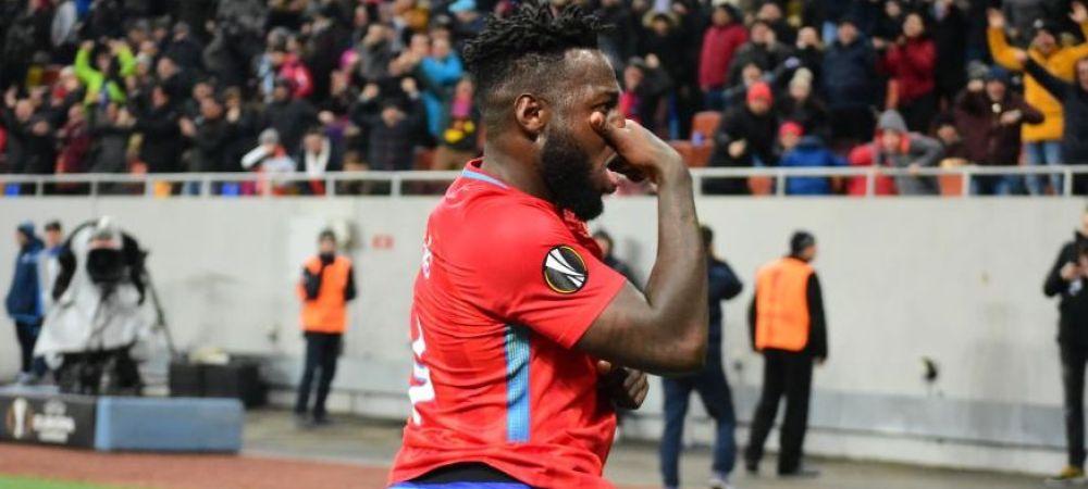"Gnohere, CHEMAT in Belgia dupa golul cu Lazio: ""Iubesc acest club, face parte din mine!"" Unde vrea sa joace"