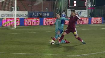 VOLUNTARI 0-1 CRAIOVA // Visul oltenilor de titlu continua cu scandal! Arbitrul a acordat penalty, asistentul l-a facut sa se razgandeasca! Bancu a marcat pentru Craiova