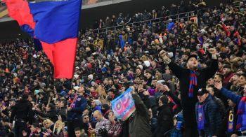 """Italienii cer ANCHETA PENTRU RASISM la Steaua - Lazio! Faza dupa care a inceput NEBUNIA: """"Poate au auzit si oficialii UEFA ce au facut romanii!"""""""