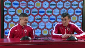 """Raspunsul lui Torje dupa ce Becali l-a cerut titular la derby: """"Asta ma face important!"""" Mesajul lui Dan Nistor pentru fanii lui Dinamo"""