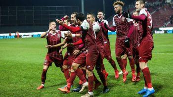 CFR CLUJ 2-0 ASTRA // Victorie fara emotii pentru CFR, Tucudean a marcat primul gol dupa transferul de la Viitorul! Astra, in pericol sa rateze playoff-ul