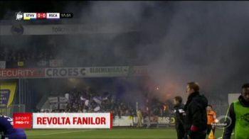 """Stanciu se bucura ca a parasit-o pe Anderlecht! Suporterii au dat navala peste jucatori: """"Rusine sa va fie!"""" VIDEO"""