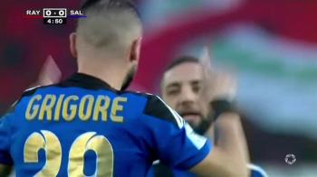 Ghinion teribil pentru Grigore in Qatar! A marcat ca Xavi din lovitura libera, apoi si-a dat autogol! VIDEO