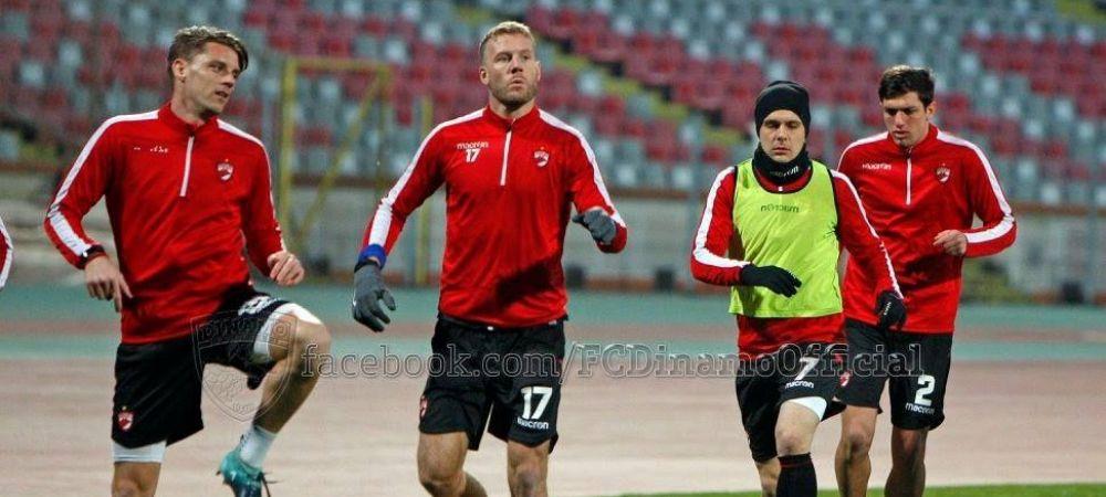 ULTIMA ORA! Miriuta a DAT AFARA un jucator inaintea derby-ului cu Steaua! Cine va fi capitan in derby