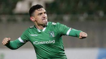 Keseru, meci FABULOS in Bulgaria: 2 goluri si un assist cu calcaiul pentru Ludogorets! VIDEO