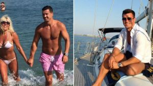 Cine este Adrian Alexandrov, barbatul pe care Elena Udrea il face tatic. Detaliile pe care nu le stiai despre el