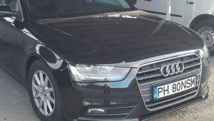 Audi A4, scos la licitatie de ANAF. Suma mica pe care o cere pe bolid. FOTO