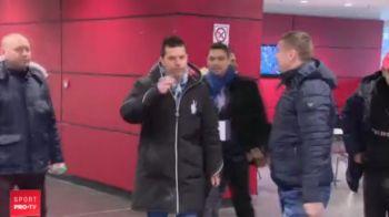 VIDEO | Nu i-a venit sa creada: Contra a plecat din loja la 2-1 pentru Dinamo! Cand a ajuns jos, scorul era altul: reactia selectionerului