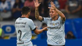 Lazio a facut o oferta de 30.000.000 de euro dupa meciul pierdut cu Steaua! Ce atacant vor italienii